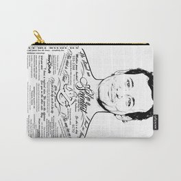 Bill Murray Tattooed Ghostbusters Carry-All Pouch