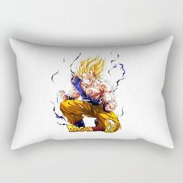 Amazing Super Saiyan Goku Rectangular Pillow