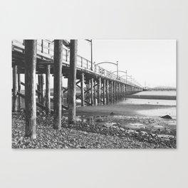 Beach Views  Canvas Print