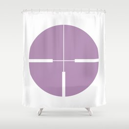Dinomania - Hunter Shower Curtain
