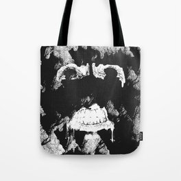 GNARLY FACE Tote Bag