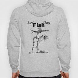 Bird Fish Thing Hoody