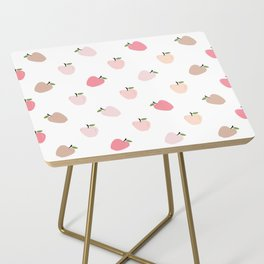 AFE Pastel Apples Side Table