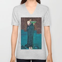 Jealous Circe - Digital Remastered Edition Unisex V-Neck