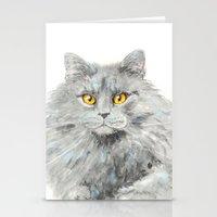 zelda Stationery Cards featuring Zelda by Priscilla Moore