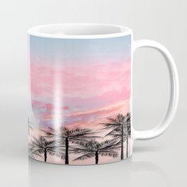 Summer Palm Tree #Society6 #Buyart #Decor Coffee Mug