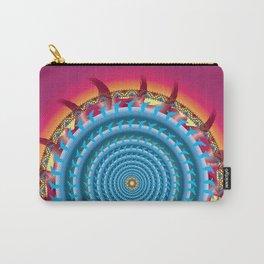 Freedom Mandala - מנדלה חופש Carry-All Pouch