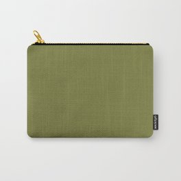 Guacamole | Pantone Fashion Color | Fall : Winter 2019-2020 | New York | Solid Color | Carry-All Pouch