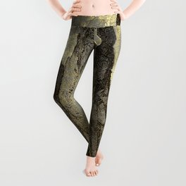 """Cathedral Rock, """"Garden of the Gods,"""" Colorado, Red Trussic Sandstones Leggings"""