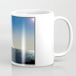 The Mediterranean At Mojacar Coffee Mug