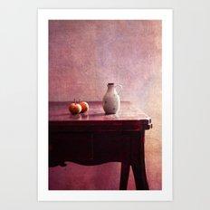 long time ago.. Art Print