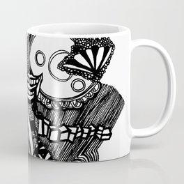 Laughter (abstract) Coffee Mug