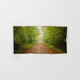 The Road to Somewhere Else Hand & Bath Towel