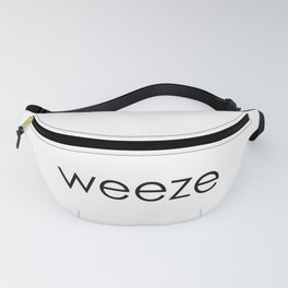 Weeze Fanny Pack