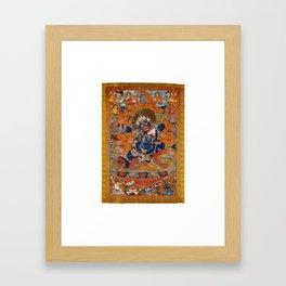 Hindu - Kali 2 Framed Art Print