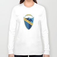 spanish Long Sleeve T-shirts featuring SDFC (Spanish) by Football As Football
