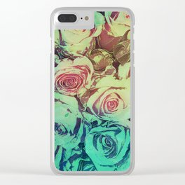 Roses of Light Clear iPhone Case