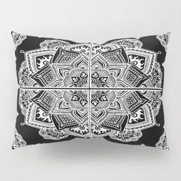 Mandala Lace (Tile) Pillow Sham