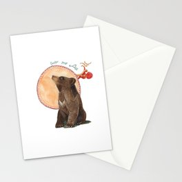 Sniff the Air Stationery Cards