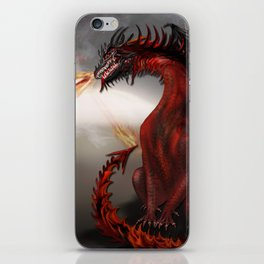 Challengers Challenger Abstract Dragons iPhone Skin