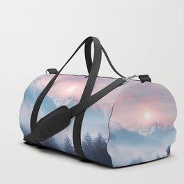 Pastel vibes 11 Duffle Bag