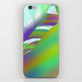 Tumulte Lumineux iPhone Skin