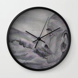 Contemplations Wall Clock