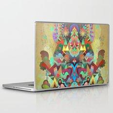 Dæmon [treatment 2] Laptop & iPad Skin