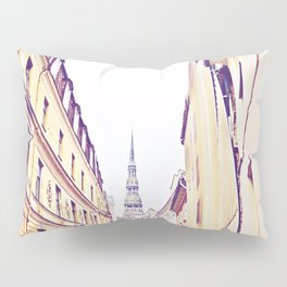 At the end Pillow Sham