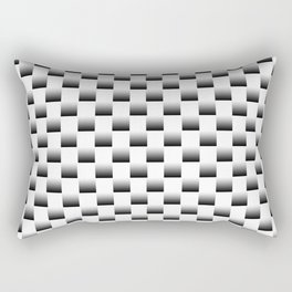 Checkerboard I Rectangular Pillow