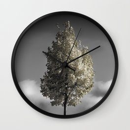 pleasant delirium Wall Clock