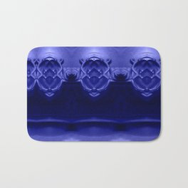 The future was already here! Ultraviolet Bath Mat