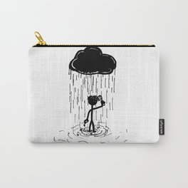 Turn that cloud, upside down! Carry-All Pouch