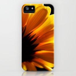 Dramatic Daisy. iPhone Case