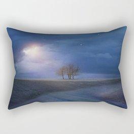 A new beginning IV Rectangular Pillow