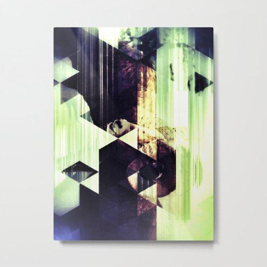 XSTATIC Metal Print