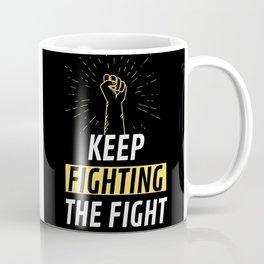 Fist of resistance Coffee Mug
