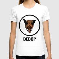 bebop T-shirts featuring Bebop | TMNT by Silvio Ledbetter