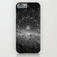 STARGAZING IS LIKE TIME TRAVEL Slim Case iPhone 6