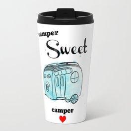 Camper Sweet Camper Travel Mug