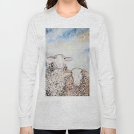 Couple of Sheep Long Sleeve T-shirt