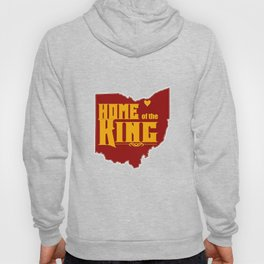 Home of the King (Yellow) Hoody