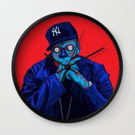 CONSUME - JAY Z Wall Clock