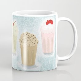 Trio Neopolitan Milkshakes Coffee Mug