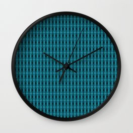 Glass Cups Wall Clock