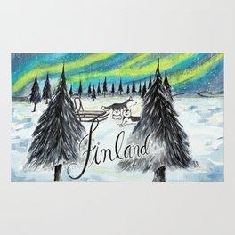 Finland Rug