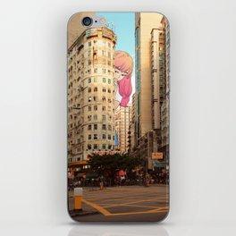 Wan Chai iPhone Skin
