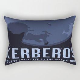 Visit Kerberos! Rectangular Pillow