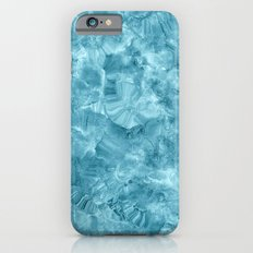 Blue onyx marble Slim Case iPhone 6s