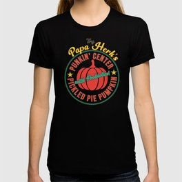 Try Papa Herk's Punkin' Center Pickled Pie Pumpkin with Probiotics! T-shirt